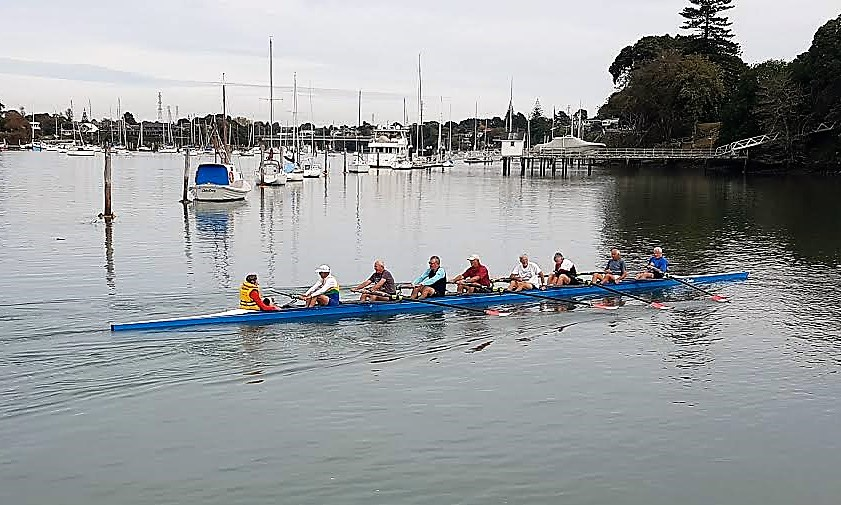 Rowing Reunion May'16